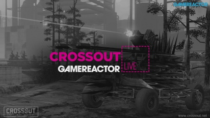 Crossout Closed Beta - Replica Livestream