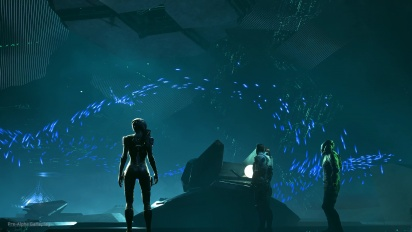 Mass Effect Andromeda - Official 4K Tech Video Playstation 4 Pro Gameplay
