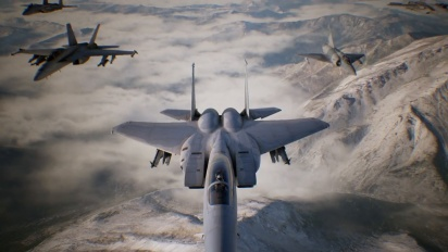 Ace Combat 7: Skies Unknown - New Years Showcase Trailer