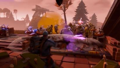 Fortnite - Horde Bash Announce Trailer
