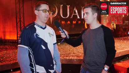 DreamHack Winter - Quake Champions: Intervista a Toxjq