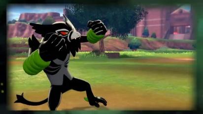 Pokemon Spada/Scudo - Ecco Zarude, il Pokémon Scimmialigna Trailer (italiano)
