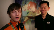 E3 12: Ni no Kuni: Wrath of the White Witch - Interview
