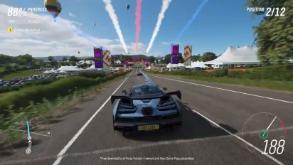 Forza Horizon 4 - Xbox Series Trailer