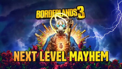 Borderlands 3 - Next Level Trailer