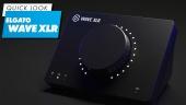 Elgato Wave XLR - Quick Look