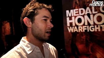 Medal of Honor: Warfighter - Intervista