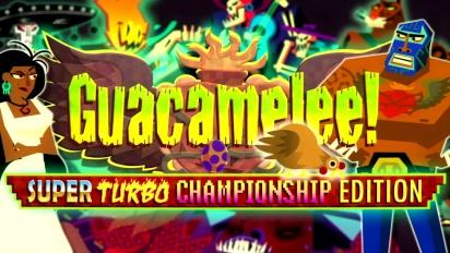 Guacamelee - Super Turbo Championship Edition Launch Trailer