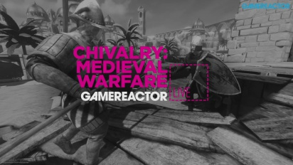Chivalry: Medieval Warfare - Replica livestream