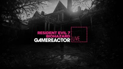 GR Live Italia: Resident Evil 7 - Replica Livestream
