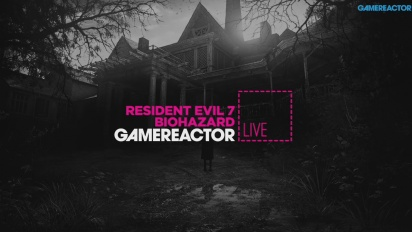 Resident Evil 7: Biohazard - Replica Livestram (inglese)