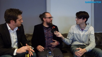 11-11: Memories Retold - Iain Sharkey and Stephen Long Interview