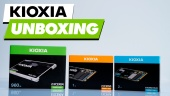 Kioxia - SSD Unboxing (Sponsored)