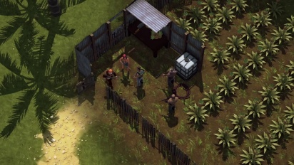 Jagged Alliance: Flashback - Early Access Update #1 Trailer