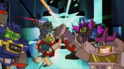 Angry Birds Transformers - Deceptihogs Revenge Trailer