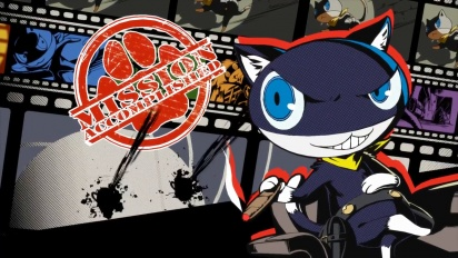 Persona 5 - Introducing Morgana