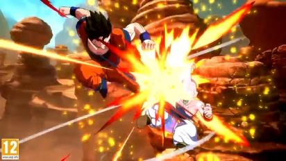 Dragon Ball FighterZ - Gohan Adult Trailer