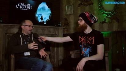 Call of Cthulhu - Intervista a Jean-Marc Gueney