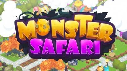 Monster Safari - Announcement Trailer