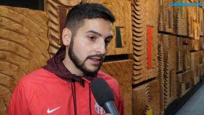 PES League 2019 Europe Finals S2 - Alex Alguacil Interview