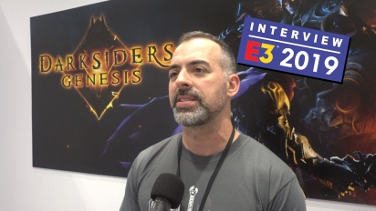 Darksiders: Genesis - Joe Madureira Interview
