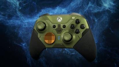 Xbox Elite Wireless Controller Series 2 - Halo Infinite Limited Edition