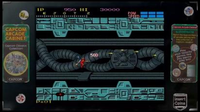 Capcom Arcade Cabinet - Reveal Trailer