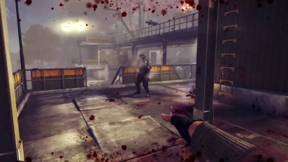Wolfenstein: The New Order - Stealth vs. Mayhem gameplay trailer