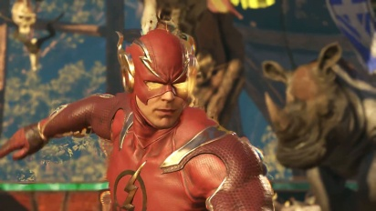Injustice 2 - Introducing The Flash