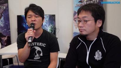 Monster Hunter: World - Intervista a Ryozo Tsujimoto & Kaname Fujioka