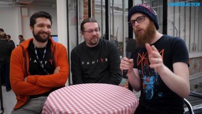 Vampyr - Intervista a Gregory Szucs & Stéphane Beauverger