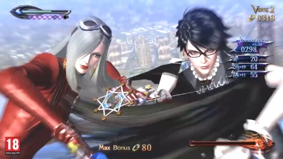 Bayonetta & Bayonetta 2 - Launch Trailer