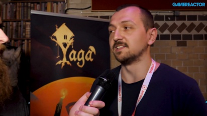 Yaga - Horatiu Istrate Interview