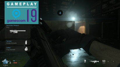 Nvidia - Call of Duty: Modern Warfare Gameplay 1