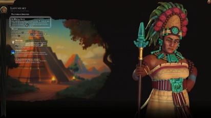 Civilization VI - Maya First Look