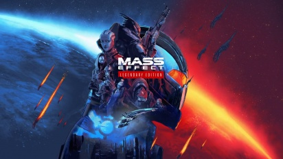 Mass Effect: Legendary Edition - Trailer di presentazione ufficiale (italiano)