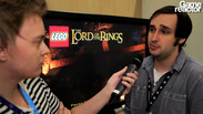 GC 12: Lego Lord of the Rings - Intervista