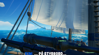 Sea of Thieves - Piratande med Kim Orremark och Jonas Mäki.