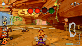 CTR Nitro fueled competition entry 2